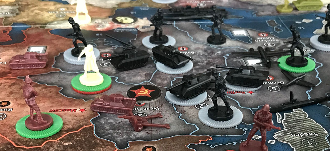 Axis and Allies and Zombies Review