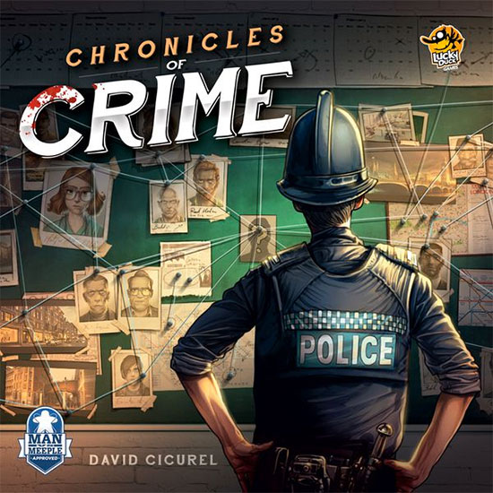 Chronicles of Crime Review image