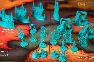Cthulhu Wars: The Ancients Units