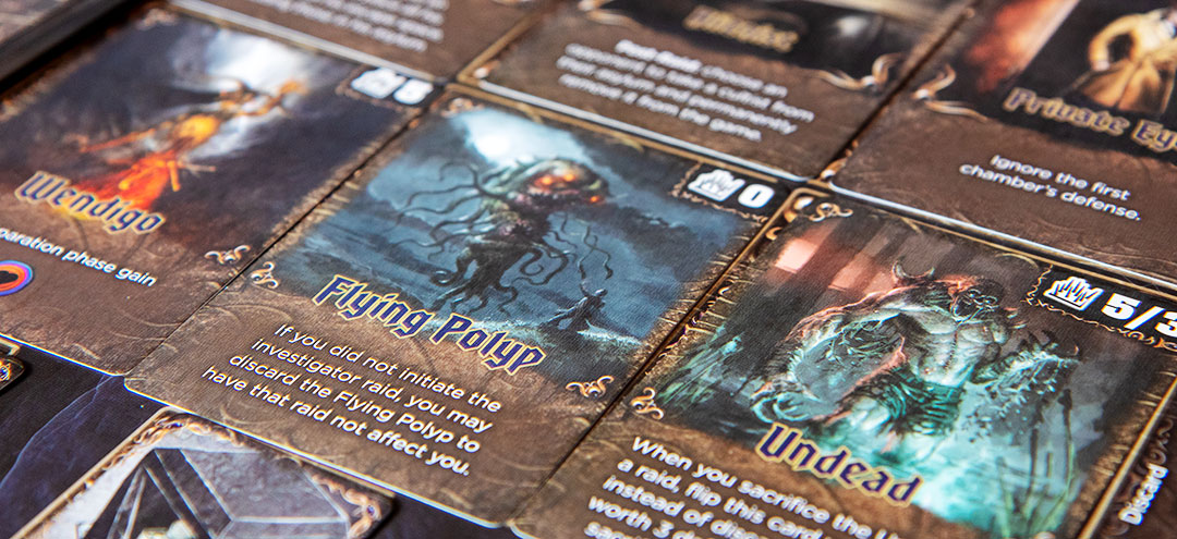 Evil High Priest: Blood Ceremony and Dark Ritual Expansions