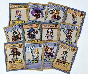Hero's Crossing Cards