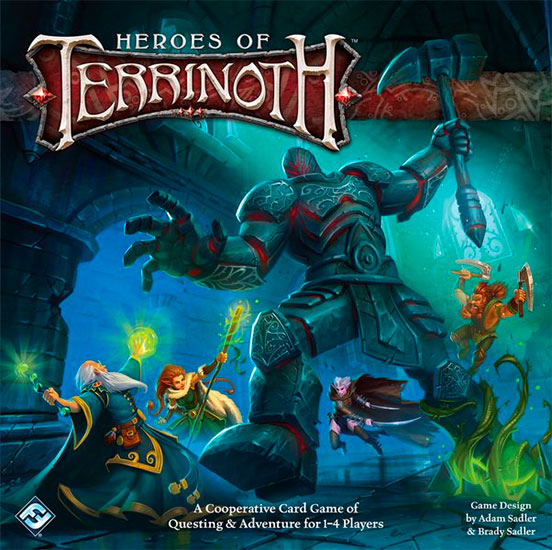 Heroes of Terrinoth Review image
