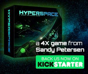 Hyperspace Kickstarter