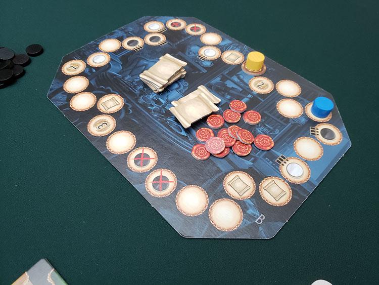 Mercado Game Experience