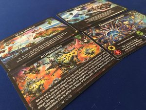 Star Realms: Frontiers Bosses