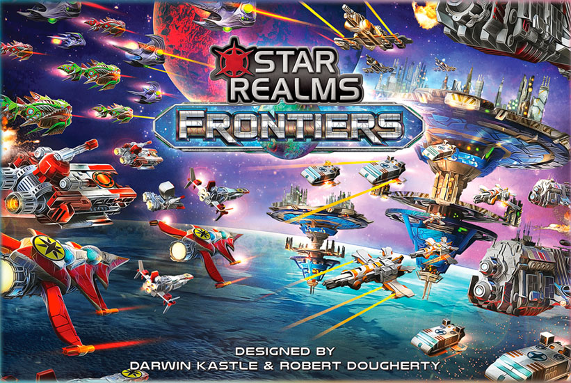 Star Realms: Frontiers Review image