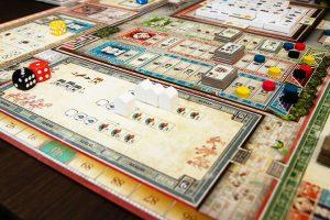 Teotihuacan Board