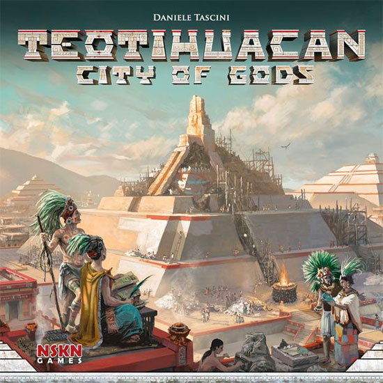 Teotihuacan: City of the Gods Review image