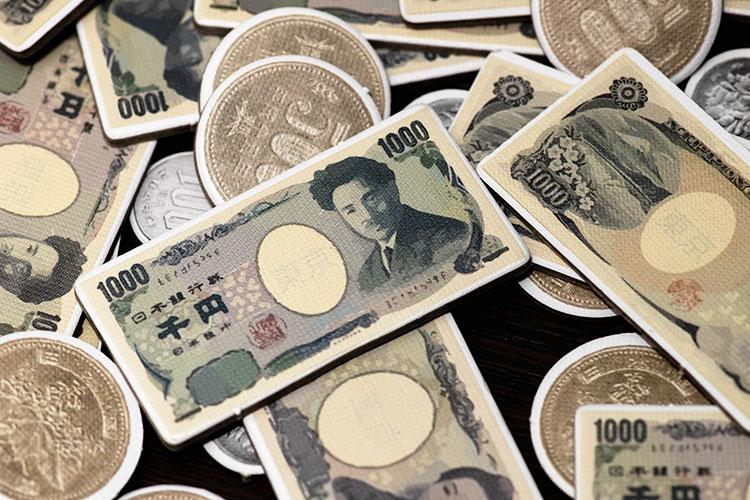 Tokyo Jidohanbaiki Money
