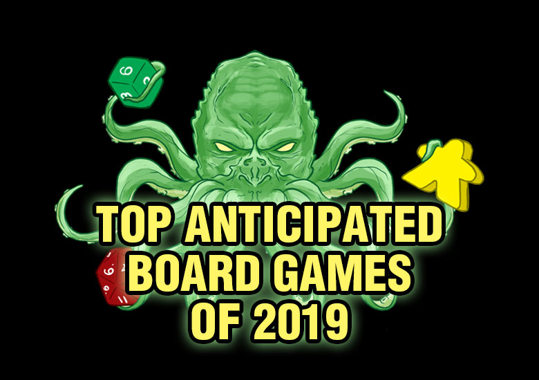 Top Anticipated Games of 2019