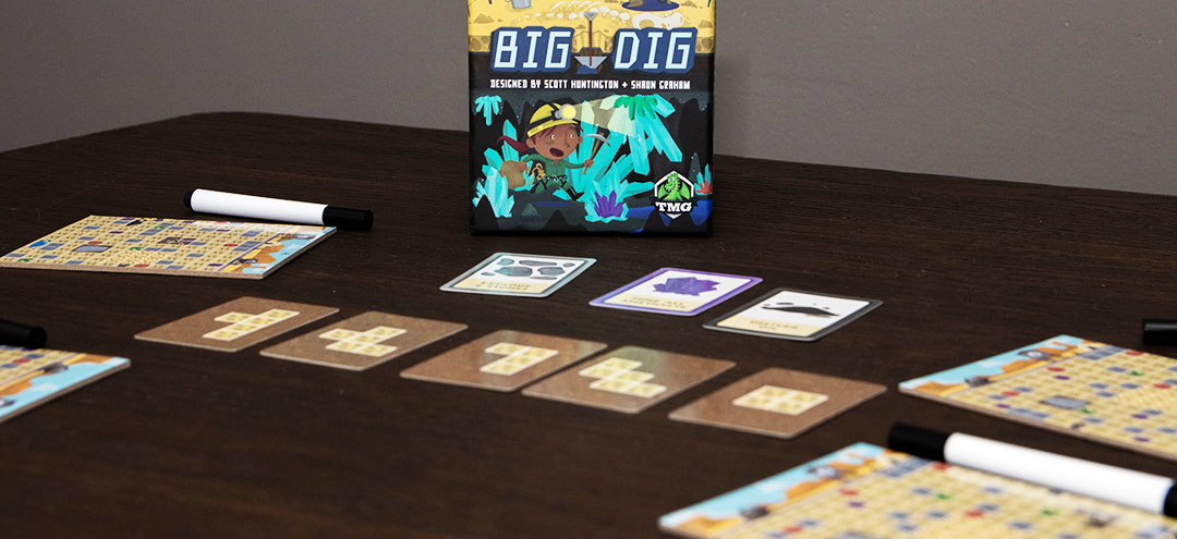 Big Dig Review