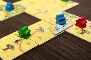 Carcassonne Safari Header Gameplay