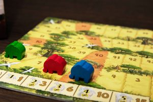 Carcassonne Safari Score