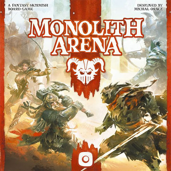 Monolith Arena Review image