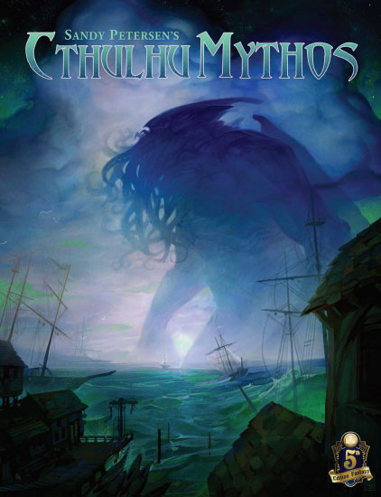 Sandy Petersen's Cthulhu Mythos for DnD 5e Review
