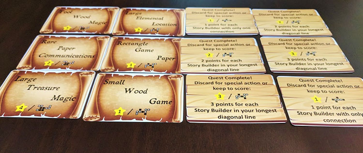 Story Builders Cards