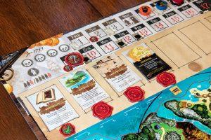 Treasure Island Clues
