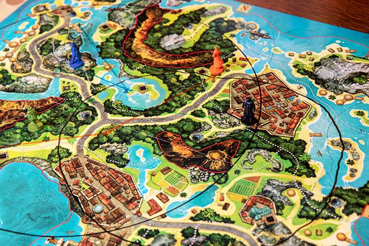 Treasure Island Game Experience