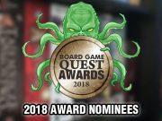2018 Board Game Awards