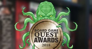 2018 Board Game Awards