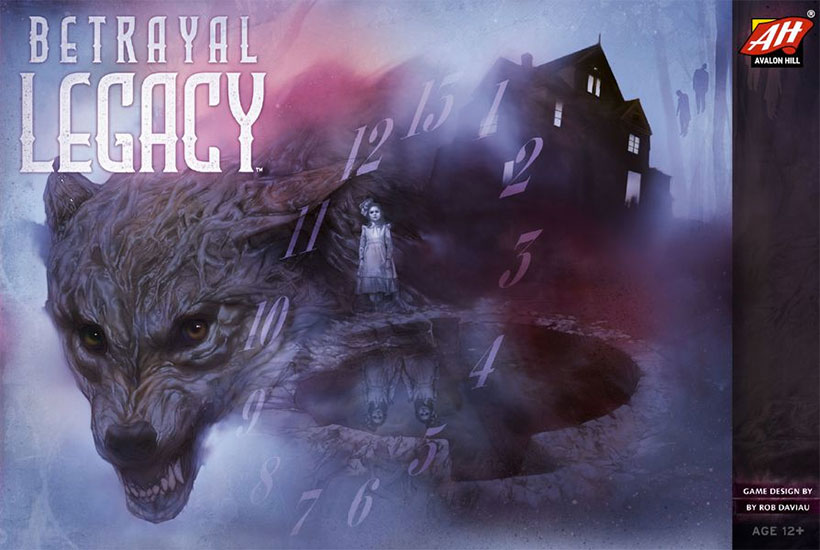Betrayal Legacy Review image