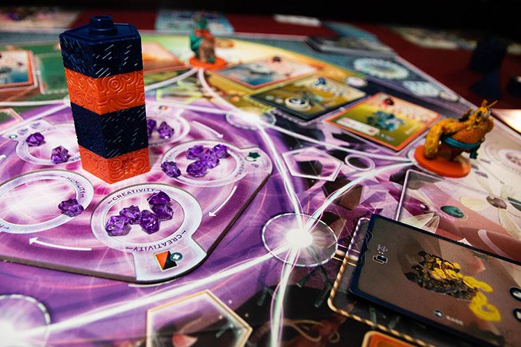 Cerebria Game Experience