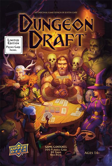 Dungeon Draft Review image