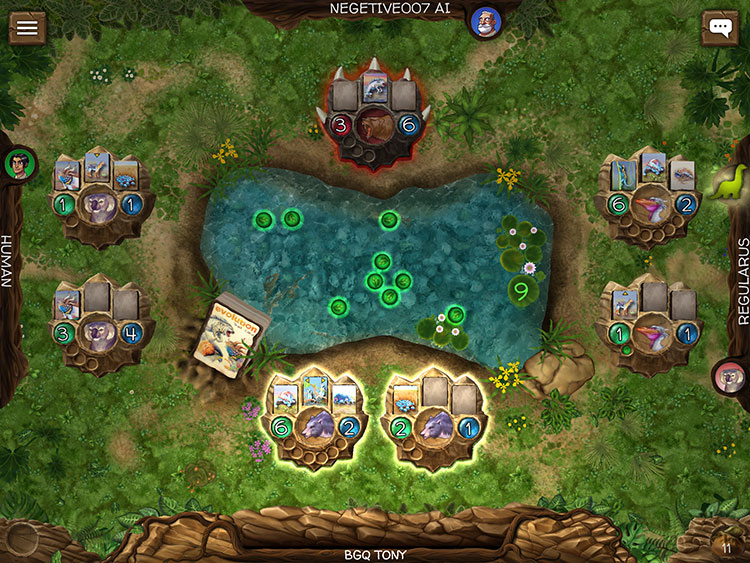 Evolution iOS Gameplay