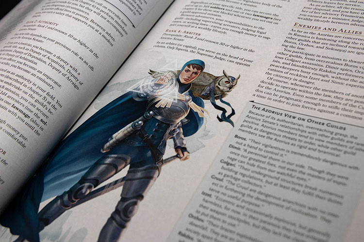 Guildmaster's Guide to Ravnica Review
