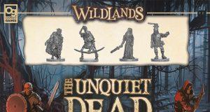 Wildlands The Unquiet Dead