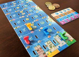 7 Wonders Armada Board