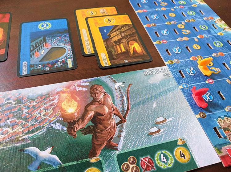 7 Wonders Armada Game Experience