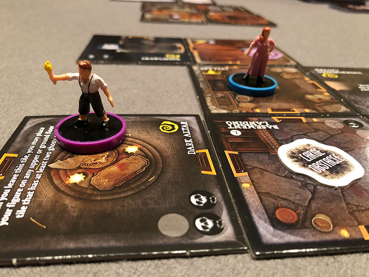 Betrayal Legacy Game Experience