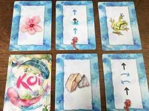 Koi Cards
