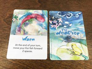 Koi Weather