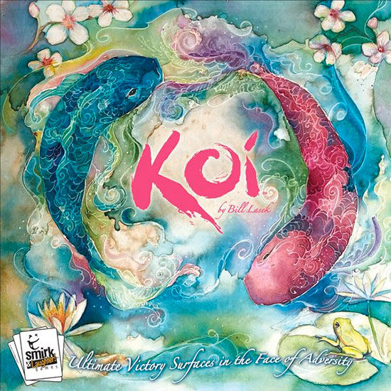 Koi Review | Board Game Quest