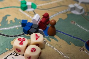 Pandemic: Fall of Rome Dice