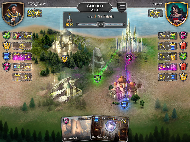 Tides of Time iOS Achievements