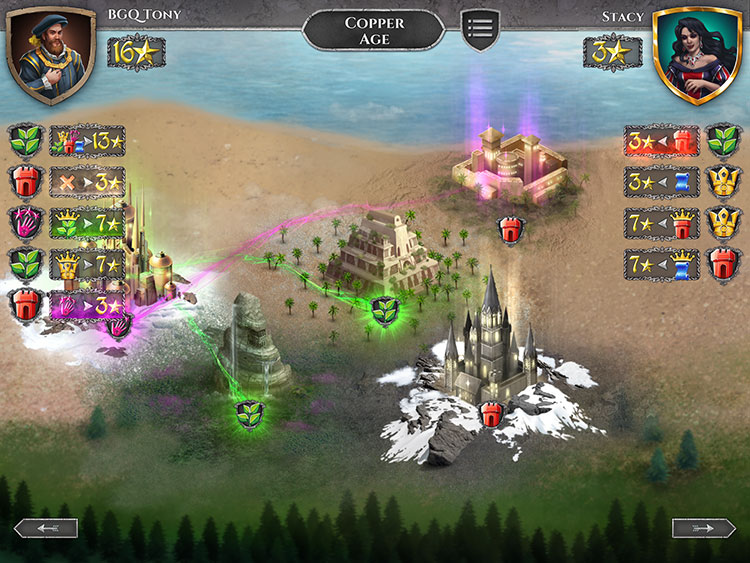 Tides of Time iOS Game Experience