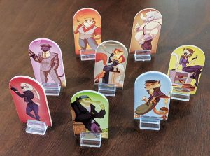 Goodcritters Standees