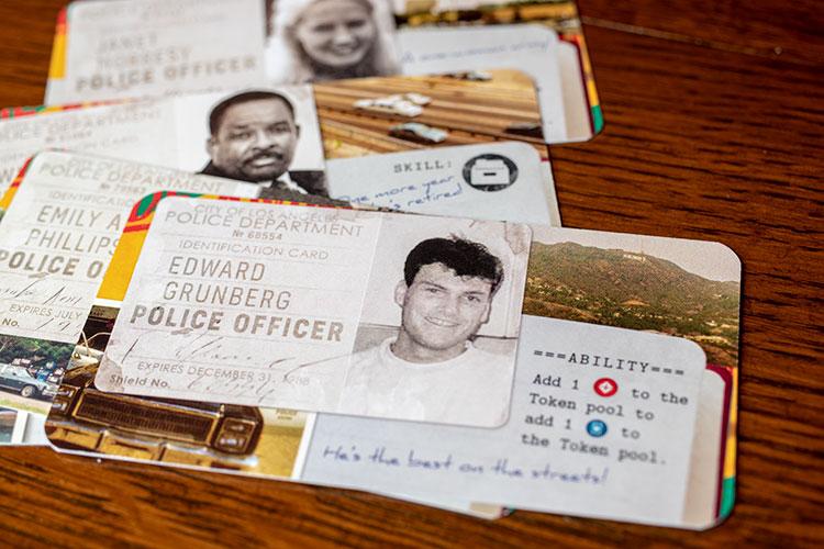 LA Crimes IDs