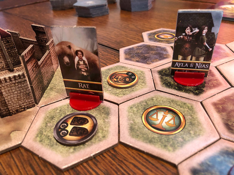 Red Sonja Hyrkanias Legacy Game Experience