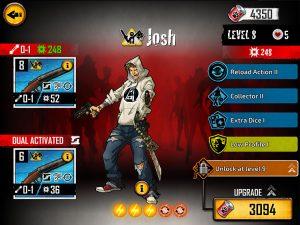 Zombicide: Tactics and Shotguns Character
