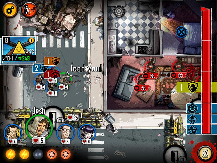Zombicide: Tactics and Shotguns Combat