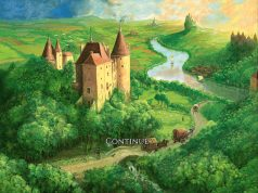 Castles of Burgundy iOS