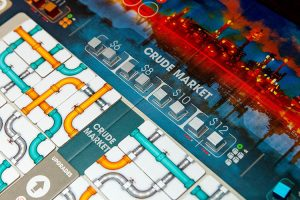 Pipeline Crude Market