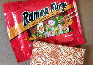 Ramen Fury Packaging