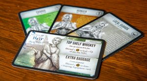 Robinson Crusoe Mystery Tales Expansion Character