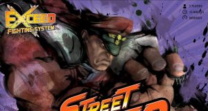 Exceed: Street Fighter