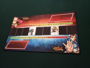 Exceed: Street Fighter Mat